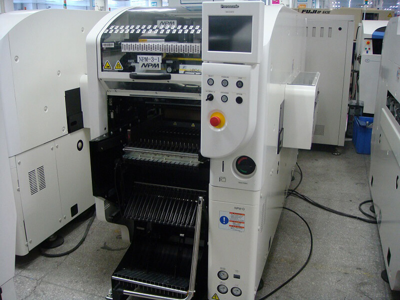 Panasonic Pick and Place Machine