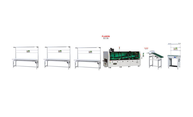 High Output DIP Production Line